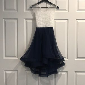 Blue and White Dress ✨💙